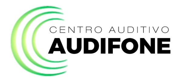 Logo Audifone Aparelhos Auditivos